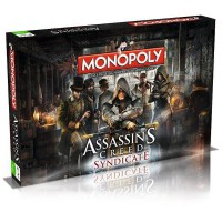 Assassin's Creed - Monopoli Syndacate - Ufficiale Warner Bros