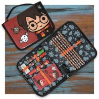 Harry Potter - Astuccio Harry Potter Cartoon - Prodotto Ufficiale Warner Bros