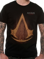 Assassin's Creed - T-Shirt - Logo Film - Ufficiale