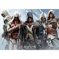 Assassin's Creed - Poster group - Prodotto ufficiale © Ubisoft