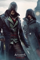 Assassin's Creed - Poster Syndicate - Prodotto Ufficiale Warner Bros.