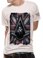 Assassin's Creed - T-Shirt Syndicate - Cotone - Prodotto Ufficiale Ubisoft