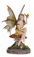 Fate - Les Alpes - Fairy Land - Amy Brown - Dipinto a mano - 042 341
