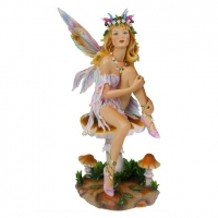 Christine Haworth - Faerie Ring - Limited Edition - Resina - Dipinto a mano