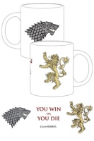Game Of Thrones - Gadget - Tazza Win Or Die - Ufficiale