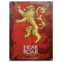 Game of Thrones - Placca Lannister