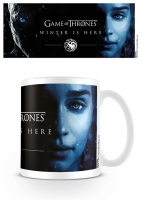 Game of Thrones - Tazza Daenerys Winter is Here - Ceramica - Prodotto Ufficiale HBO