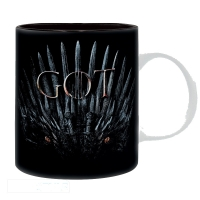 Game of Thrones - Tazza For the throne - Ceramica - Prodotto Ufficiale HBO