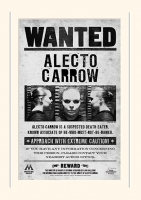 Harry Potter - Gadget - Passepartout Alecto Carrow - Prodotto Ufficiale Warner Bros.