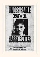 Harry Potter - Gadget - Passepartout Indesiderabile n°1 - Ufficiale
