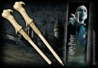 Harry Potter - Penna con Segnalibro Voldemort - Prodotto ufficiale © Warner Bros. Entertainment Inc.