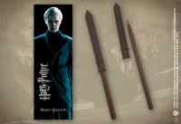 Harry Potter - Penna con Segnalibro Draco Malfoy- Prodotto ufficiale © Warner Bros. Entertainment Inc.