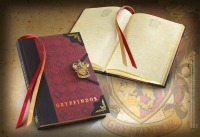 Harry Potter - Quaderno Grifondoro - Deluxe - Noble Collection - Prodotto Ufficiale Warner Bros