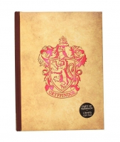 Harry Potter - Quaderno Luminoso Grifondoro - Prodotto Ufficiale Warner Bros