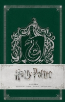 Harry Potter - Quaderno Pocket Serpeverde - Prodotto Ufficiale Warner Bros