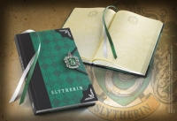 Harry Potter - Quaderno Serpeverde Deluxe - Noble Collection - Prodotto Ufficiale Warner Bros.