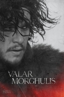 Game of Thrones - Poster Valar Morghulis
