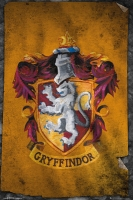 Poster - Harry Potter Gryffindor Flag