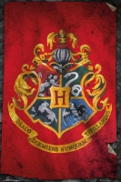 Poster - Harry Potter Hogwarts Flag