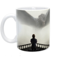 Game of Thrones - Tazza Tyrion e Drogon